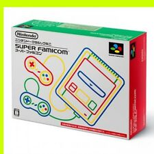 Classic Mini Super Famicom Game console From Japan official
