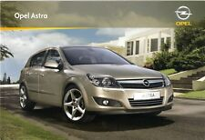 Prospekt / Brochure Opel Astra 05/2009