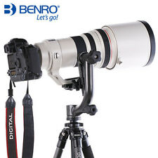 BENRO Gimbal Head GH2 Aluminum Gimbal Head with PL100 Plate