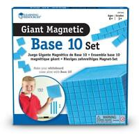 Learning Resources Giant Magnetic Base Ten