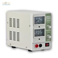 Laboratory power supply, 0-15V 0-2A adjustable Stelltrafo variable Trafo