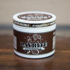 Layrite Super Hold Pomade Gentlemen Hair Styling haircare Product 4 oz Gel 113g