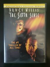 The Sixth Sense Dvd Collectors Series With Case & Cover Art Buy 2 Get 1 Free