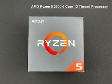 AMD Ryzen 5 2600 6 Core 12 Threads Processor