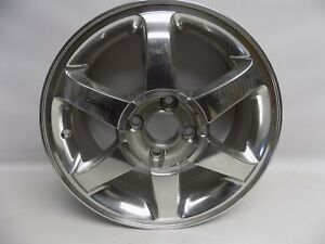 New OEM 1999-2002 Mercury Cougar Wheel Rim Alloy Aluminum 16x6.5