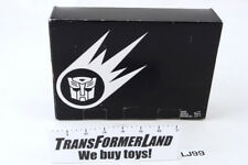 Grotusque Fengul Scorponok HasbroToyShop Sealed MISB Titans Return Transformers