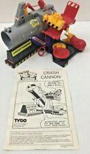 ~PRISTINE~ Vintage TYCO Incredible Crash Dummies Crash Cannon & instructions NOS