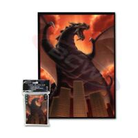 Max Protection 100 MTG Standard Card Sleeves Deck Protector The Destructor