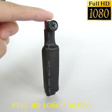 HD 1080P button Hidden SPY Camera Video Recorder mini DV camera style Cam