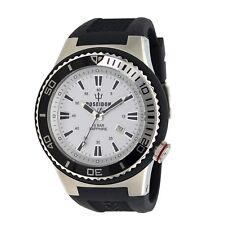 POSEIDON Armbanduhr XL, Analog, Quarz, Silikon, 15Bar, UP00620