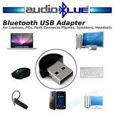 USB Bluetooth Mini Adapter For PCs Laptops Pads Connect Phones Speakers Headsets