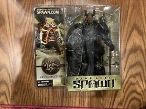 Skullsplitter Dark Ages Spawn The Viking Age Series 22 Action Figure! New in Box