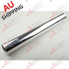 "4"" 102MM Straight Aluminium Turbo Intercooler Pipe Tube Tubing L=610MM AU"