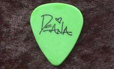 Deana Carter 1995 Shave My Legs Tour Guitar Pick! custom concert stage Pick
