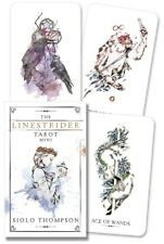 Linestrider Tarot Mini sized deck NEW Sealed 78 color card Gentle art S Thompson