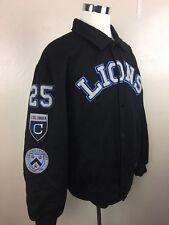 Columbia University Lions Letterman Champion IVY League Jacket - Men's 3XL