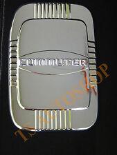 CHROME FUEL OIL CAP TANK COVER TRIM FOR VAN TOYOTA HIACE COMMUTER 2005-2013