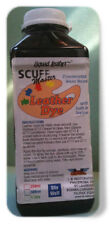 Flüssig Leder - Scheuer Master Leder Farbmittel - SCHWARZ - 500ml