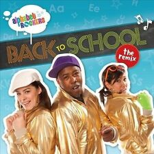 Alphabet Rockers : Back to School: The Remix CD