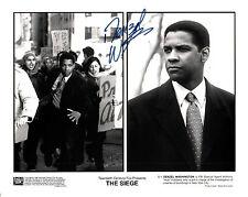 Denzel Washinton (Training Day, Fences) The Siege 8x10 Authentic Autograph