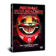 Michael Schumacher The Complete Story [DVD] *NEU* Formel 1 F!