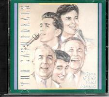 """THE CATHEDRALS...........""""SOME OF THEIR FINEST MOMENTS""""............OOP GOSPEL CD"""