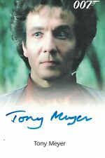 James Bond 50th Anniversary: Tony Meyer (Grischka) autograph