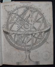 BILDER-GALLERIE  - 1839 ASTRONOMIE BOTANIK ARCHITEKTUR  VÖLKERKUNDE  MYTHOLOGIE