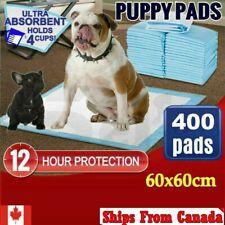 Puppy Pet Dog Diaper Cat Toilet Training Pads Indoor Super Absorbent 60x60CM