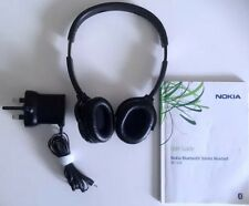 NOKIA Bluetooth Stereo Headset BH-504 Noise Cancelling Handsfree Headphones