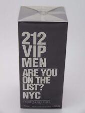 Carolina Herrera 212 VIP hombres 200ML Eau de Toilette Spray