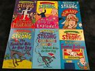 JEREMY STRONG BOOKS Collection - 6 Books SET- My Brothers famous Bottom (J1)