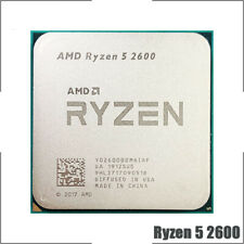 AMD Ryzen R5 2600 3.4 GHz Six-Core 3M CPU Processor YD2600BBM6IAF Socket AM4