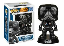 Funko POP Star Wars TIE FIGHTER PILOT #51– Vaulted/Retired - NEW!