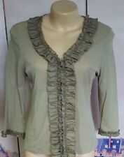 principles #3901 ladies long sleeve top size 12 Event Evening Formal