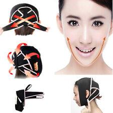 3D V-Line Face Cheek Chin Lift Up Slimming Slim Sleep Mask Belt Band Strap new