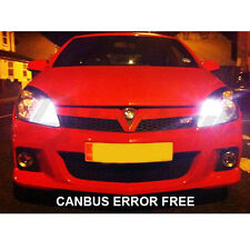 *ASTRA H 05-10 VECTRA XENON WHITE LED SIDELIGHT BULBS CANBUS ERROR FREE 8 SMD