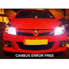 * ASTRA H 05-10 VECTRA Xenon Lampadine LED Bianco Luce Laterale Canbus Senza Errori 8 SMD