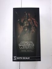 Star Wars Boba Fett Sideshow Figure 1/6th Sixth Scale