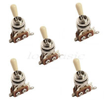 FOR ELECTRIC GUITAR 5PCS  3 WAY TOGGLE SWITCH QUALITY WHOLESALE PARTS