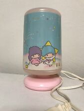 VTG 1976 Sanrio Little Twin Stars Lamp Light