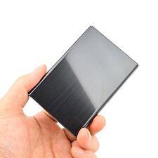 RFID Blocking Credit Card Holder Slim Compact ID Front Pocket Metal Wallet Case