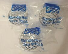 Blender Bottle Brand Wire Whisk Ball Replacement - Lot of 3 - Sealed