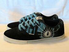 Vans Alien Workshop AV Era Shoes Black Blue 2007 size 10.5 Good Condition
