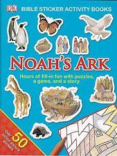 Noah's Ark Sticker Activity Book