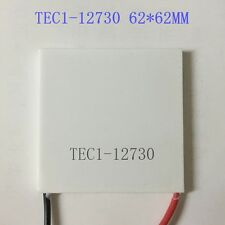 288W TEC1-12730 62*62mm high power semiconductor refrigeration plate