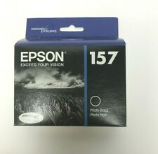 Epson Ultra Chrome K3 T157120 Original Ink Cartridge Photo Black