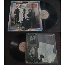 COUNTRY JOE MC DONALD - War War War LP Psych Folk 1971 NM