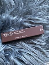 CLINIQUE ALMOST LIPSTICK in BLACK HONEY ~ FULL SIZE .06 OZ *NIB*