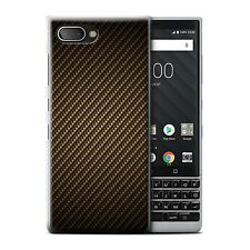 Phone Case/Back Cover for Blackberry KEY2/BBF100 /Carbon Fibre Effect/Pattern